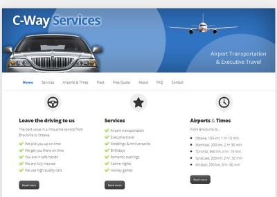 C-Way Limo Services