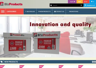 Biz Products / Multiplex Paper