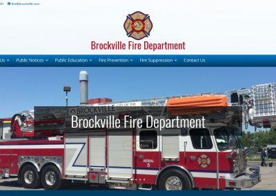 Brockville Fire Department